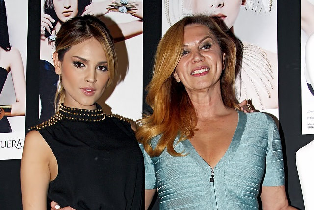Glenda Reyna habla sobre relación de Eiza González con Dusty Lachowicz