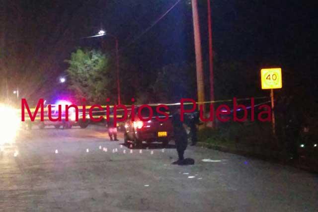 FOTOS/VIDEO: Balaceras entre huachicoleros dejan tres muertos en Texmelucan