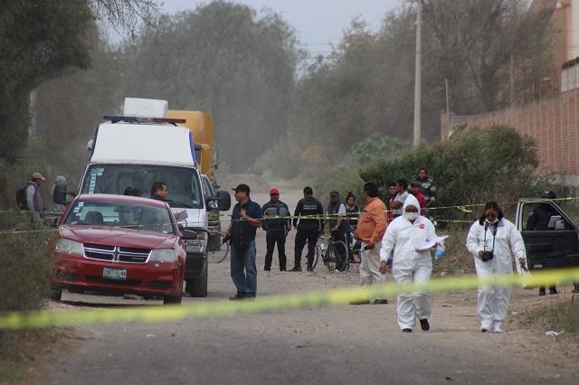 Célula del narco se adjudica a los ejecutados de Puebla y Huejotzingo