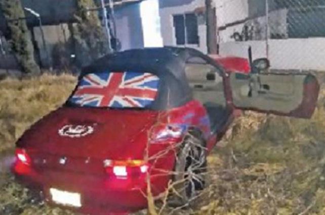 Ejecutan en Tlalpan a un policía preventivo que conducía un BMW