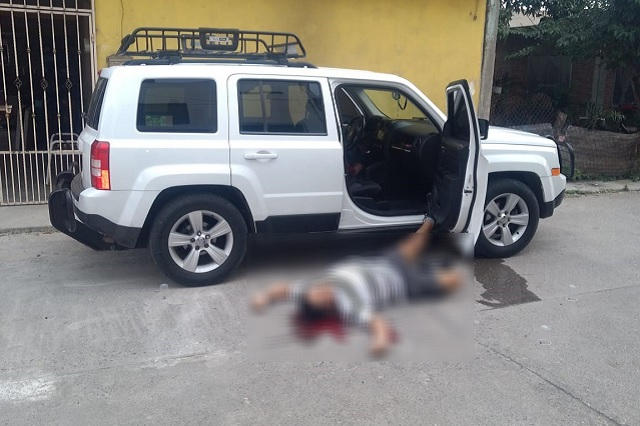 Comandante de Francisco Z. Mena muere acribillado en Veracruz