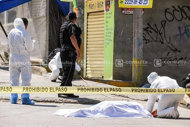 Sicario en moto ejecuta a un hombre en Barranca Honda