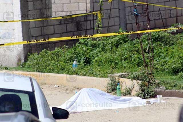 Identifican familiares a víctimas de masacre en Huehuetlán
