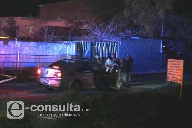 Sicarios en moto ejecutan a matrimonio en Izúcar de Matamoros