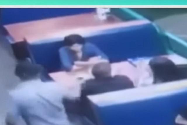 Graban ejecución de un hombre en un restaurante de Hermosillo