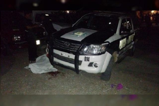 Comando ejecuta al director de Seguridad Pública de Chilapa