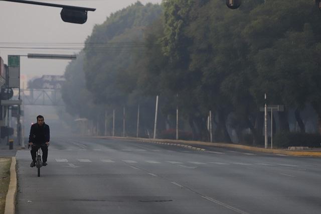 Mejoró la calidad del aire en zona metropolitana de Puebla
