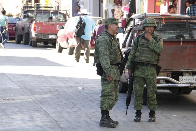 Ejército llega a 11 municipios de Puebla para arrancar plan de AMLO