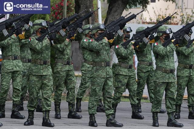 "Congreso avala a Izúcar como ""Cuna del ejército mexicano"""