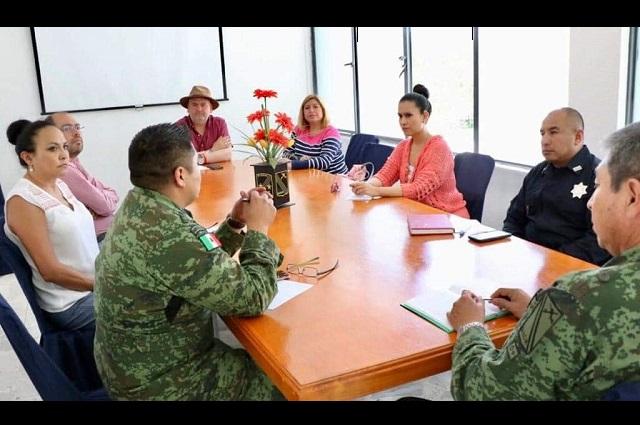 Ejército mexicano prevé hospital en Tehuacán por Covid-19