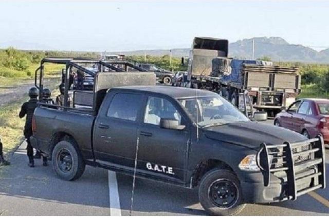 Ejército y policía matan a 9 de grupo armado en Coahuila