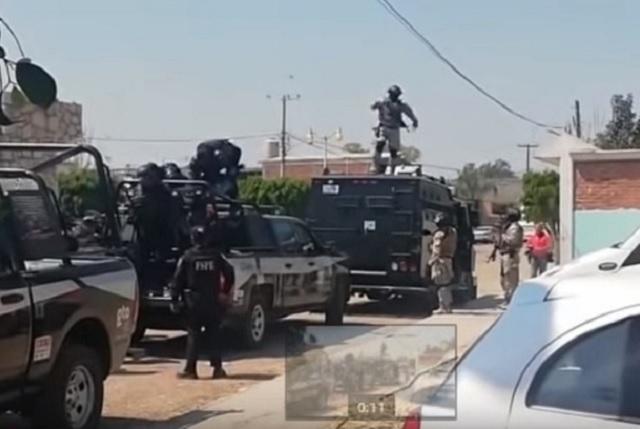 Gente de El Marro ejecuta a 3 policías; servían al CJNG, dice