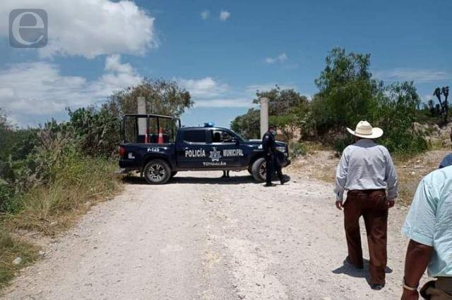 Ahora ejidatarios amenazan con bloquear relleno en Tehuacán