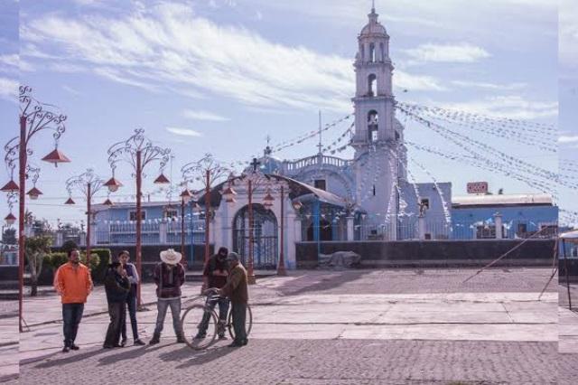 Ejidatarios de Santa María Zacatepec rechazan industrias