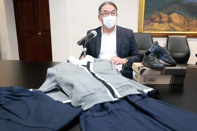 Confirmado: uniformes salen hoy más caros que en 2019 en Puebla