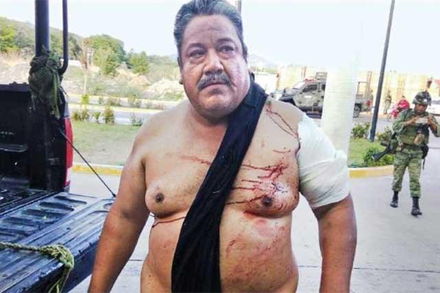 El Cenizo declaró que el periodista Salvador Adame fue calcinado