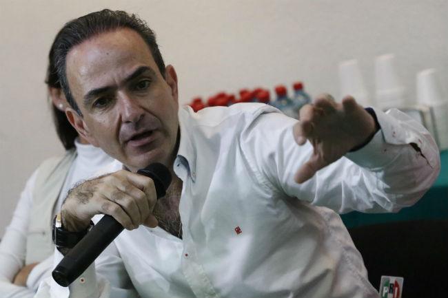 Es RMV quien propala que la elección ya se pactó a su favor, dice Estefan