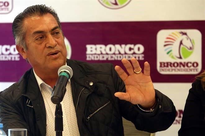 TEPJF confirma que El Bronco incurrió en malversación de fondos