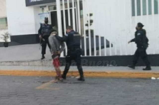 """Por falta de denuncias, el """"Cabecas"""" sigue libre en Metepec"""
