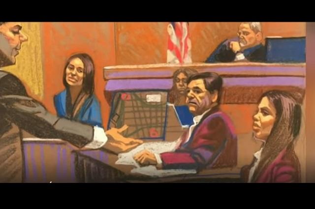 El Chapo, sin derecho a fianza, y pasará el resto de su vida en prisión
