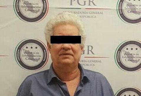Cae presunto líder de Los Zetas en operativo en Cancún