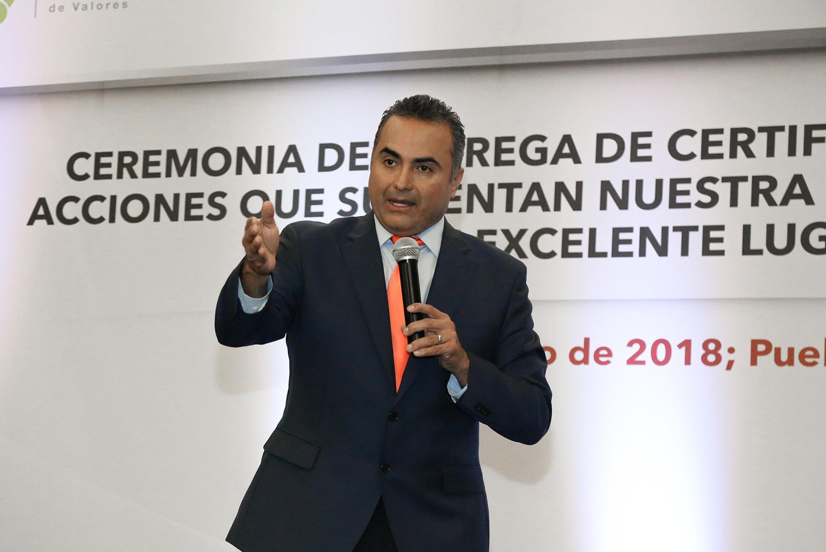 Auditoría Puebla recibe certificado Great Place to Work por tercer año