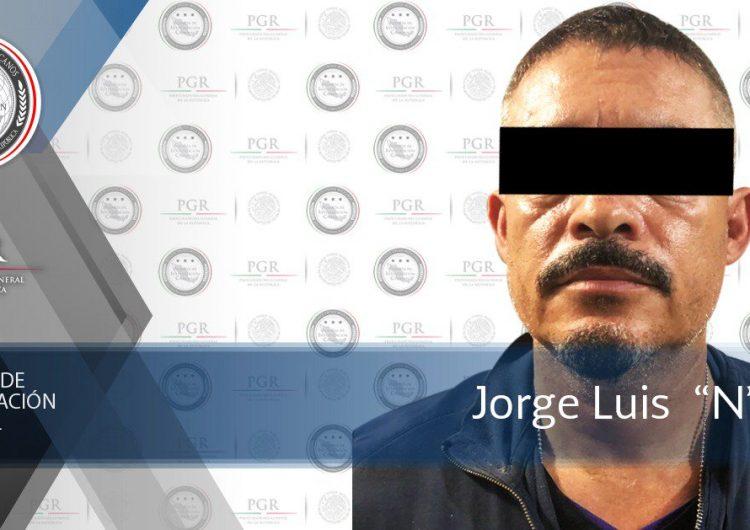 Federales capturan a El Orejón, operador y compadre de El Mencho