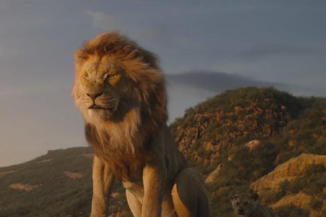 Se espera que el Rey León supere los números de Aladdín