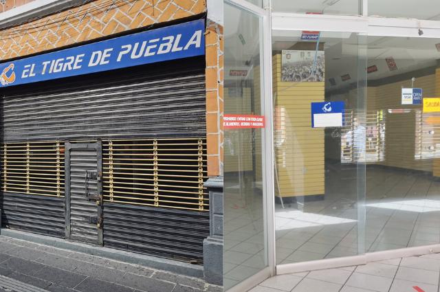Cierra El Tigre de Puebla tras crisis por covid