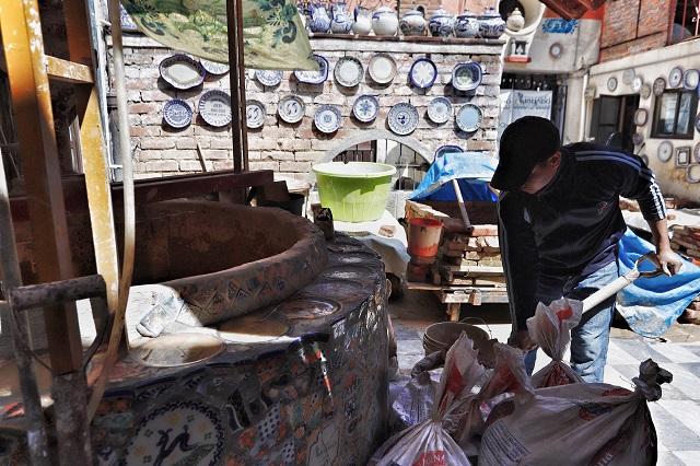 Talavera poblana ya es Patrimonio Inmaterial de la Humanidad