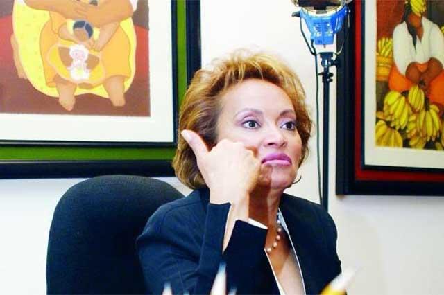 Quiere Elba Esther recuperar obras de arte incautadas