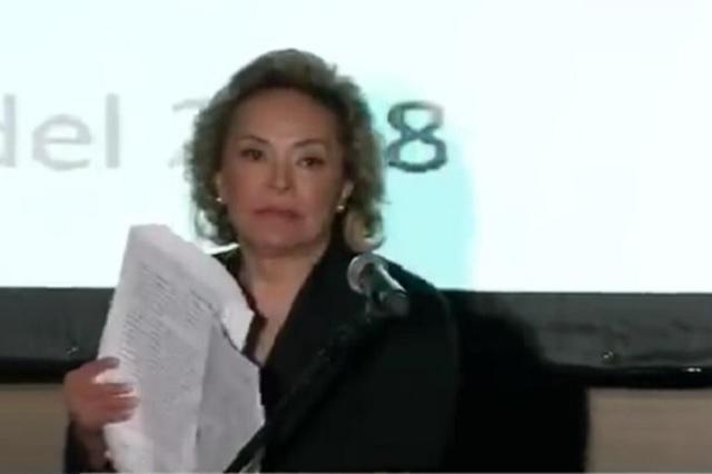 Maestros exigen que Elba Esther regrese a dirigir el SNTE