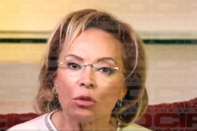 Elba Esther anuncia que va sin miedo por la dirigencia del SNTE