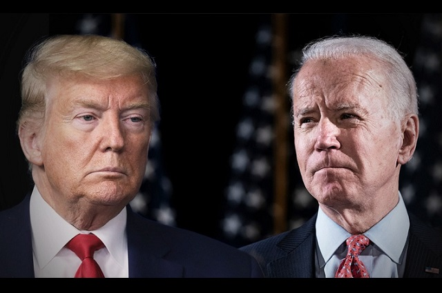 Debate Trump-Biden, el primer peldaño a la presidencia