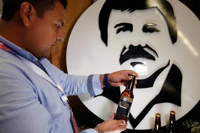 Fotos: El Chapo ya tiene su propia marca cerveza artesanal