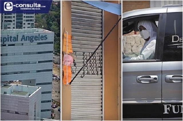 Dejan 8 meses de Covid más de 5 mil 300 muertos en Puebla