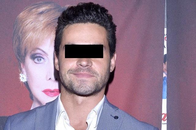 Detienen a actor de telenovelas tras ser señalado de golpear a su novia