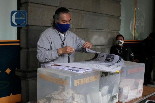 Votación en Puebla fue de 55.82 y supera media nacional