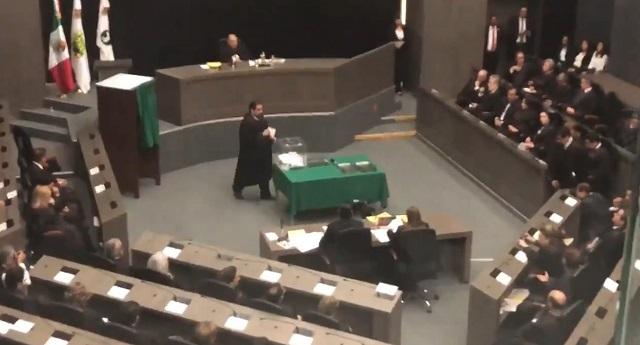 Rafael Guerra será el presidente del Tribunal Superior de Justicia CDMX