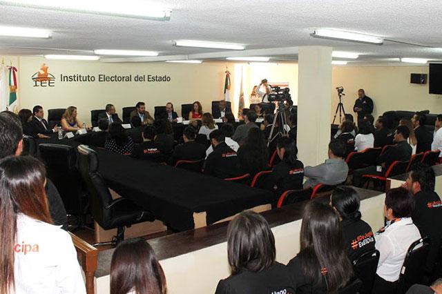 La elección en Puebla avanza de manera coordinada: Córdova