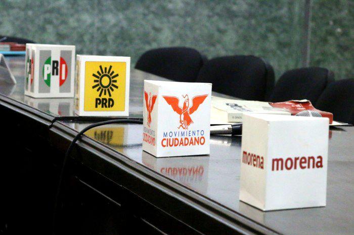 Amplía INE registro de coaliciones; PRI y PAN ya buscan a CPP y PSI