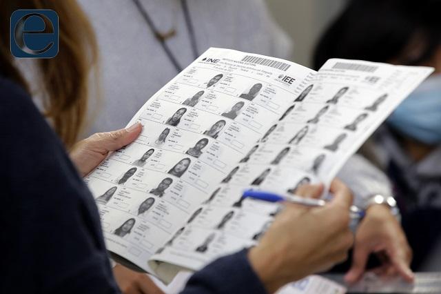 Balaceras, votos sin credencial y hasta casos Covid en casillas detecta el IEE