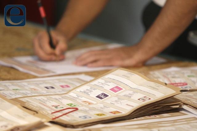 PRI exige voto por voto en Huauchinango; teme fraude