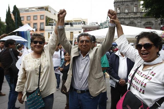 La estructura de Morena creció 4 veces de 2015 a 2016: Quiroz