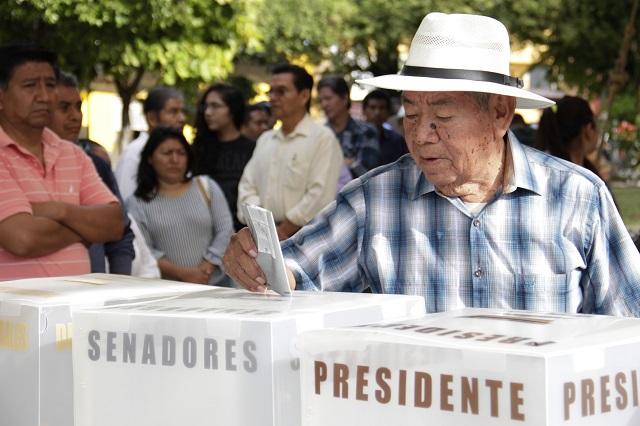 Panal impugna 15 distritos de Puebla a fin de salvar registro