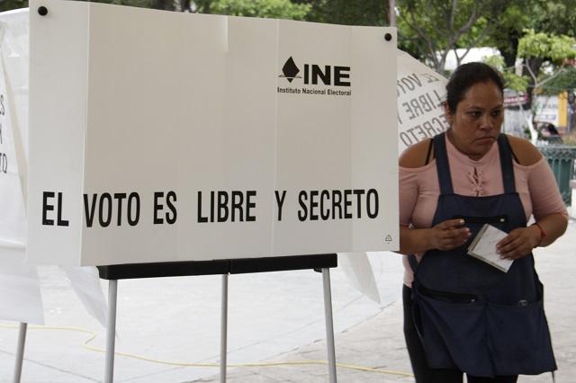 Decretan tarde y en domingo inicio de proceso electoral en Puebla
