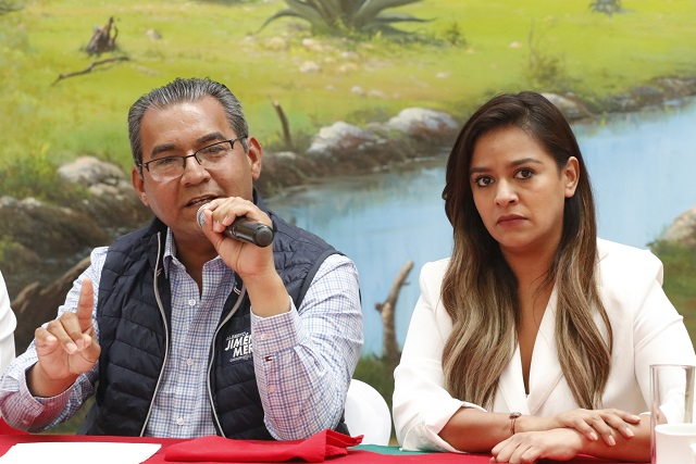 Merino, Ceja y Camarillo van al Consejo Nacional del PRI