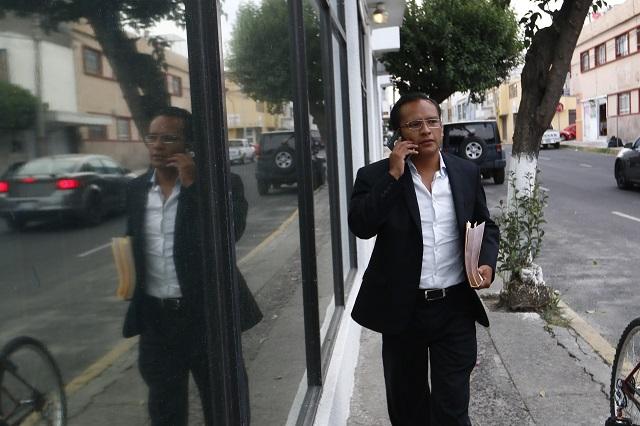 Propinan revés al IEE, tras denuncia al abogado de Ana Tere