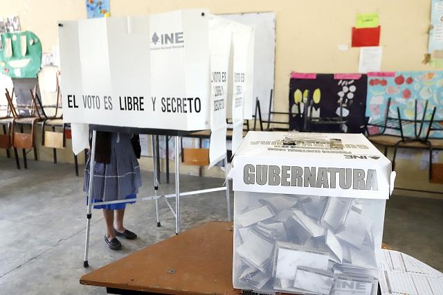Adelanto de triunfos de Morena sería delito electoral: PAN