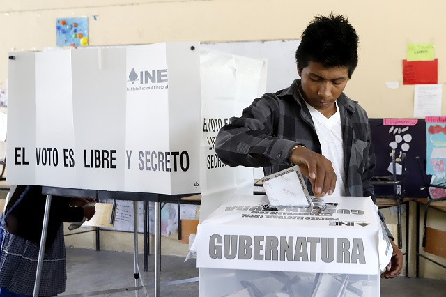 En 2018 poblanos votaron más en elección federal que en la local